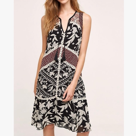 Anthropologie Dresses & Skirts - GRASSLANDS ANTHROPOLOGIE DRESS